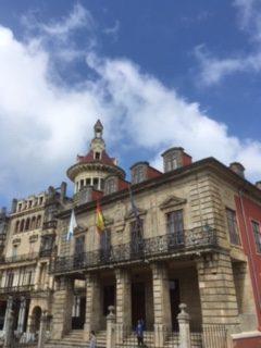 Hôtel de ville de Ribadeo