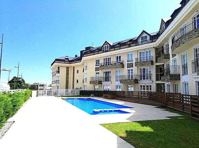 Apartamento Costa Reinante Lua junto Playa de Las Catedrales