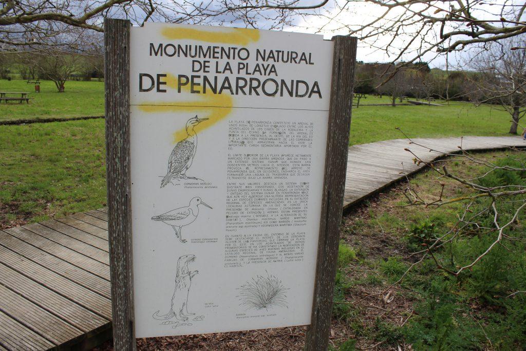 Monumento Nacional Peñarronda