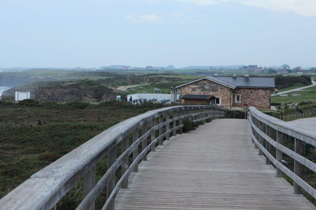 Paseo a la Playa de Las Catedrales