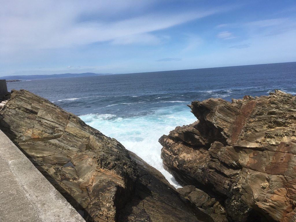 Rocas Playa de Las Catedrales