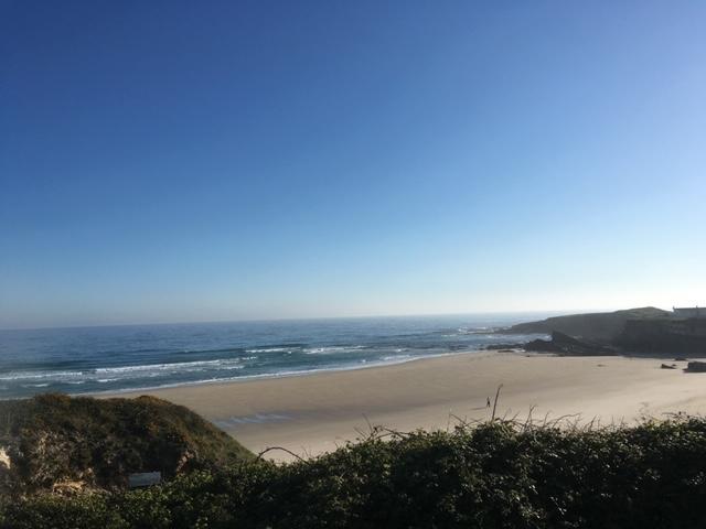 Playa de A Pasada en Barreiros